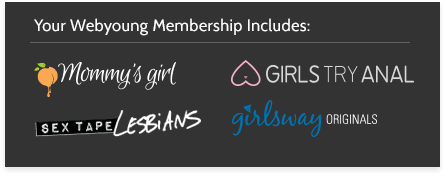 Your membership includes: MommysGirl.com, GirlsTryAnal.com, SexTapeLesbians.com and girlsway.com